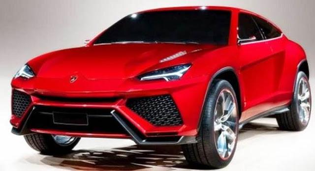 2018 Lamborghini Urus Redesign