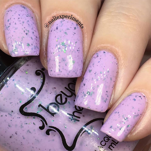 beyond the nail polish in enchanted unicorn horn