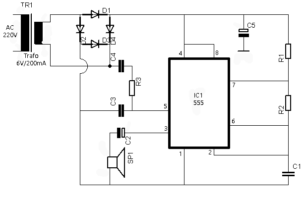 rat repellent circuit