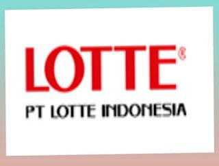 Lowongan kerja PT Lotte Indonesia September 2021