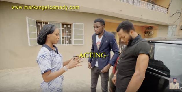 MarkAngel Comedy With Emmanuella, Episode 123 (ACTING)