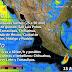 Se prevén tormentas intensas con granizadas en regiones de Nuevo León y Tamaulipas, para lo que resta del día