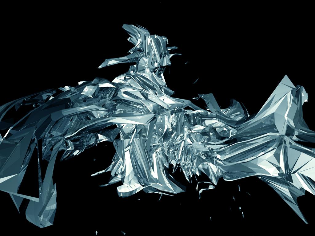 40 Imágenes Abstractas Para Descargar E Imprimir: El Cansino: 50 Renders Abstractos