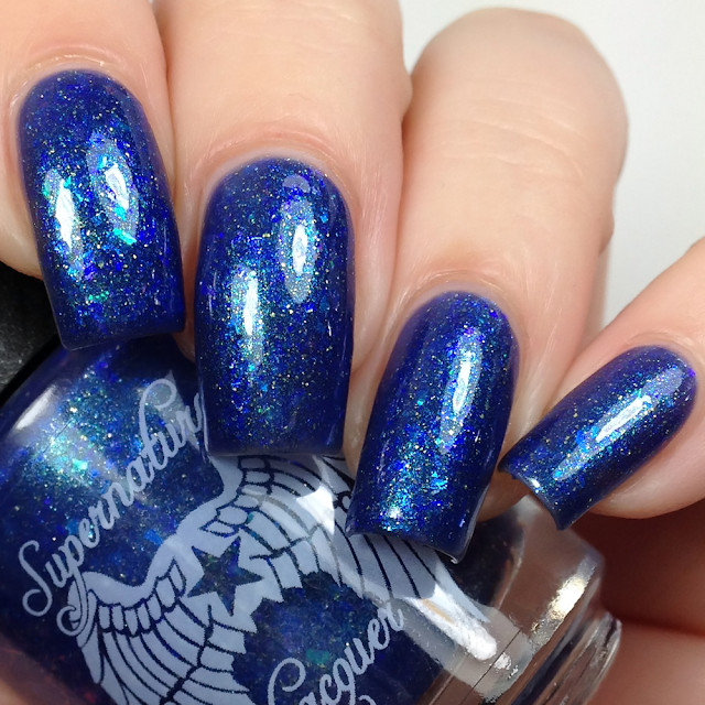 Supernatural Lacquer-Foolish Fire