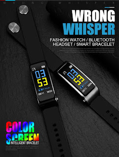 smartwatch cellular line braccialetto colori