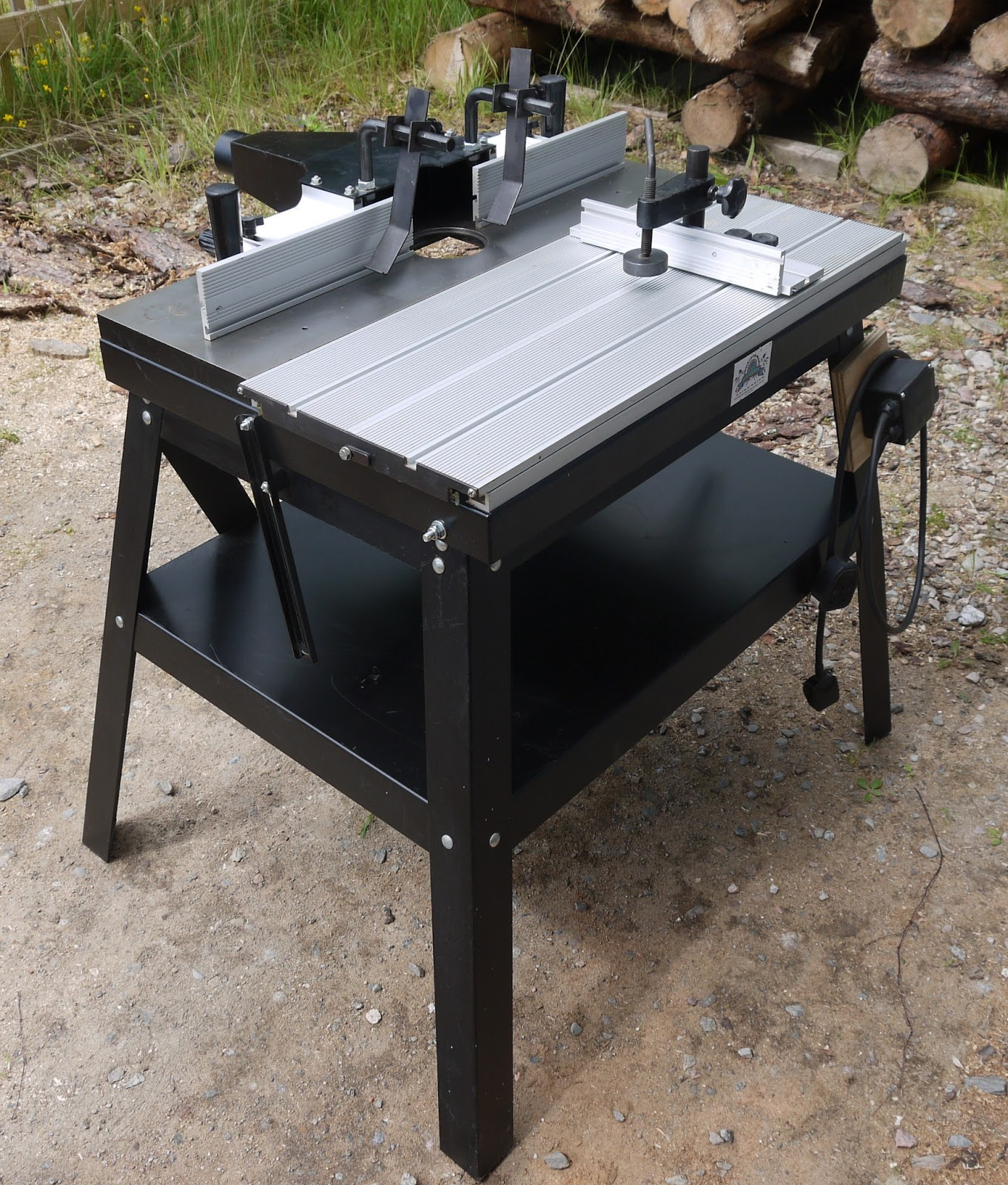 Bench Tables For Sale: Record Router Table: For Sale: Record Router Table With
