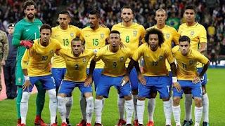 بث مباشر مباراة البرازيل والكاميرون اليوم 20/11/2018 Brazil vs Cameroon اونلاين بدون تقطيع