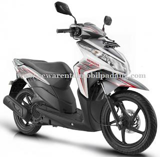 Sewa Sepeda Motor Vario di Medan
