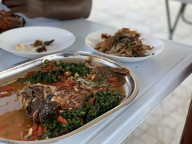 Robert Alai Gives Masterclass On How To Eat Fish