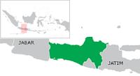 peta provinsi Jateng