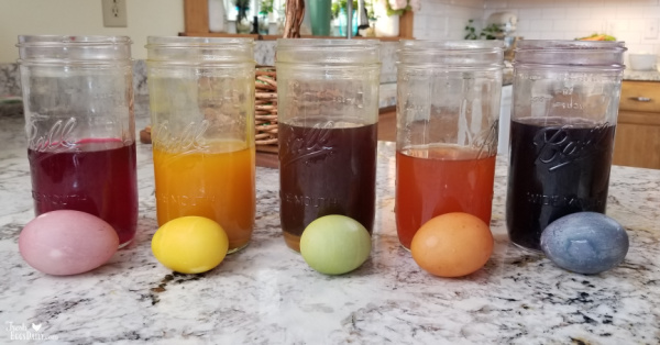 The 6 Best Veggies to Use for Natural Easter Egg Dyes ...