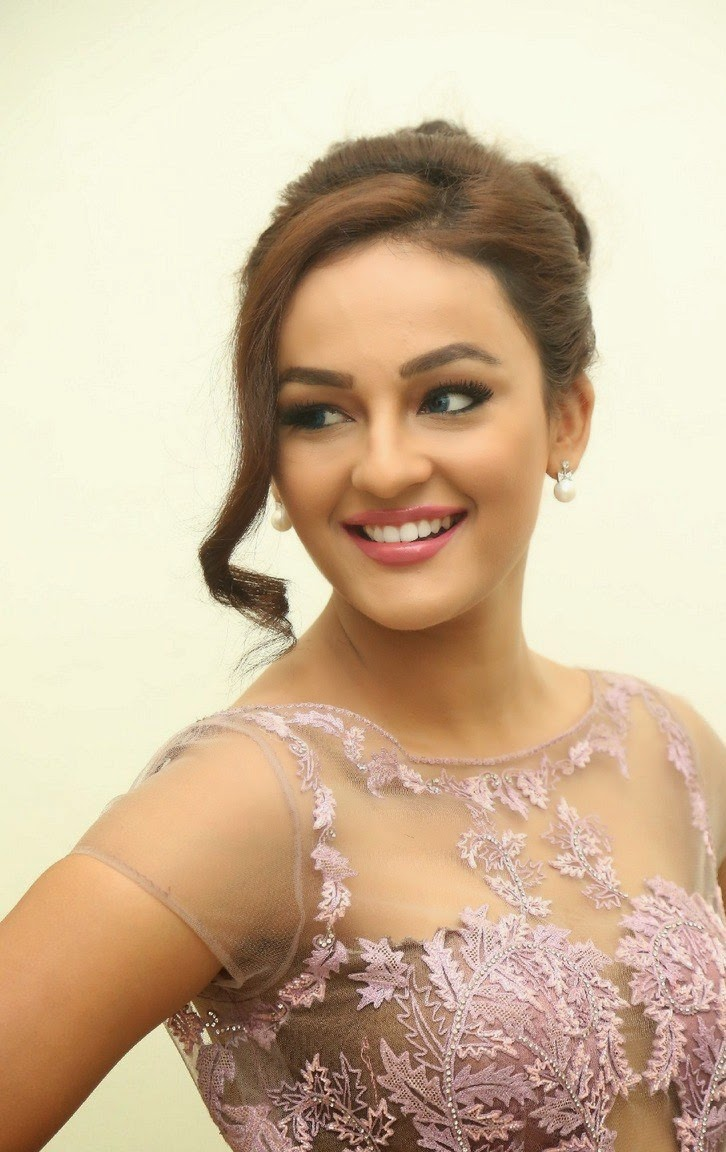 Actress Seerat Kapoor Latest Photos In Pink Dress