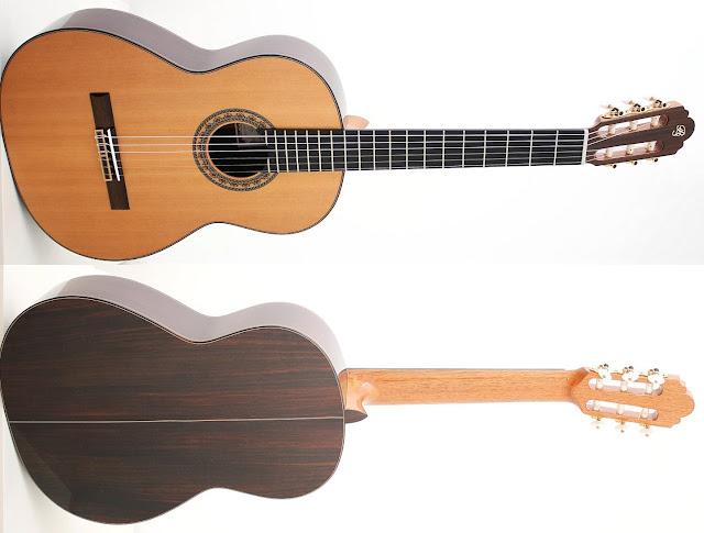 Guitarra española Prudencio Sáez  G-9
