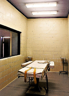Arizona's death chamber