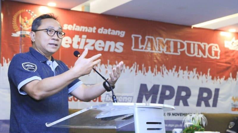 Ketum PAN Beberkan Alasan Gerindra dan PKS Tarik Dukungan dari Demiz