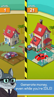 Download Taps to Riches Mod Apk v2.13 Unlimited Diamonds