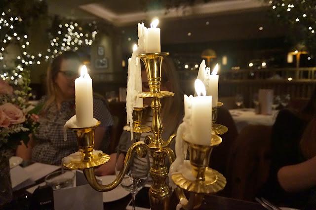 Gusto Leeds Candlestick
