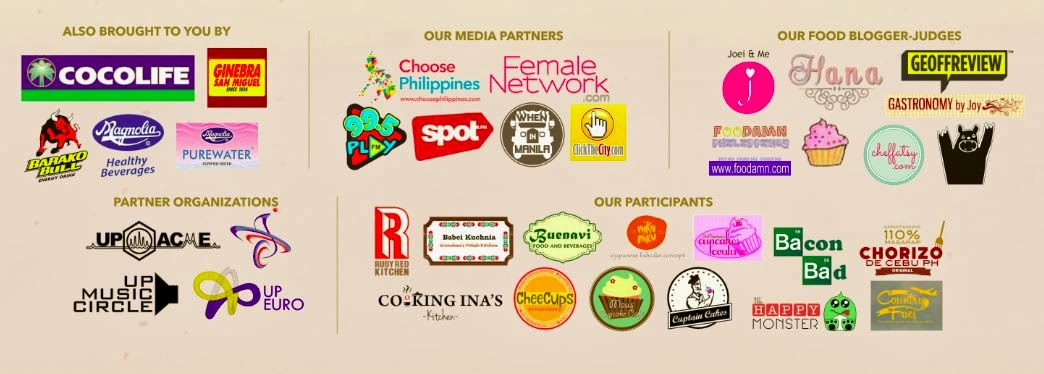 Foodgasm 4: Judges, Partners, and Participants - Geoffreview