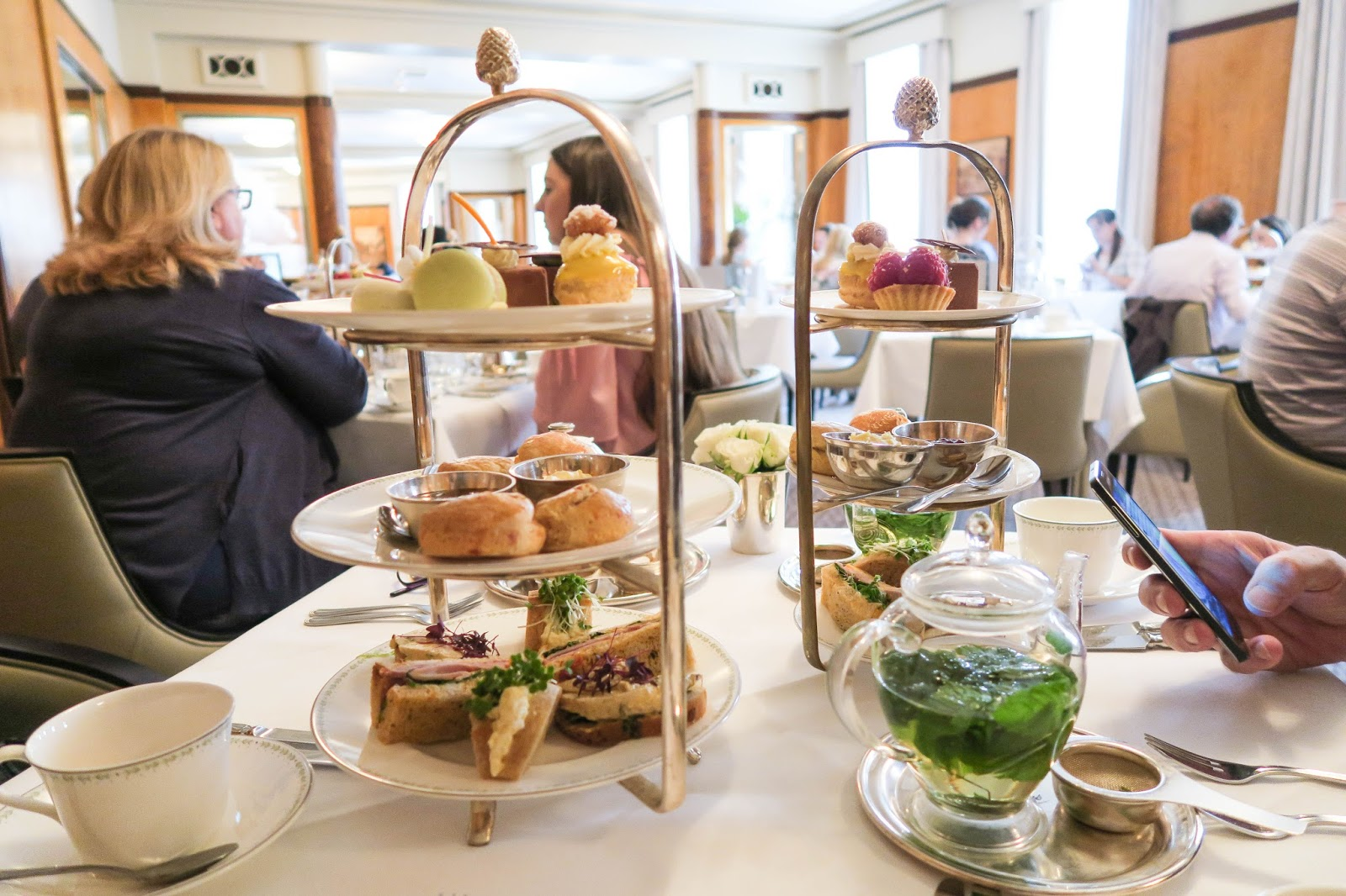 Bettys York, Lady Betty Afternoon Tea, Bettys Food and Cakes, Katie Writes,
