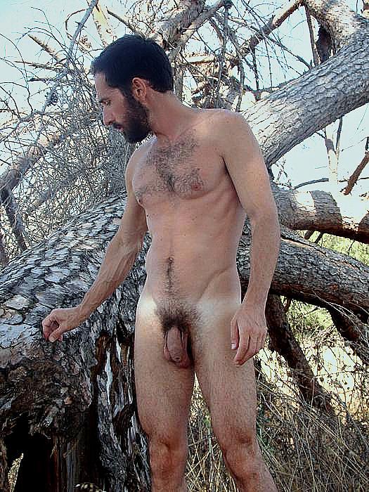 Hot gypsy bodybuilder