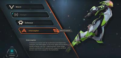 Unlock Interceptor, Anthem Demo