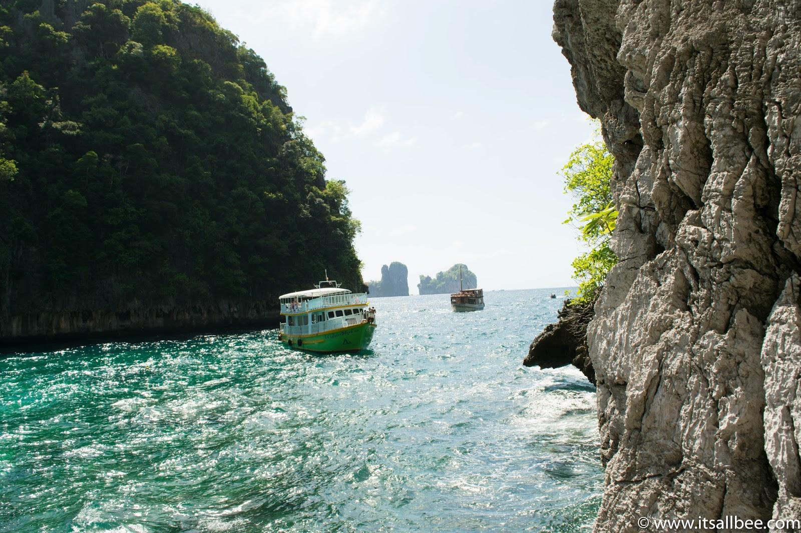 Phi Phi Island Tour   Exploring Loh Samah Bay And Maya Bay