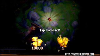 FV2CE, Gold Coins, Glove
