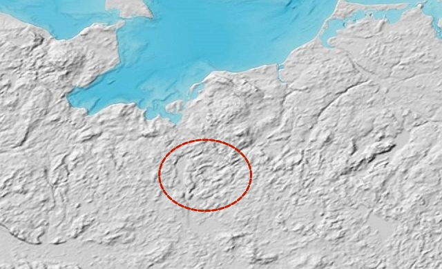 Mysterious gigantic ancient ring-shaped structure found in Germany  Ancient%2Bring-haped%2Bstructure%2BGermany