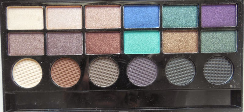 Welcome to the pleasuredome palette Makeup Revolution