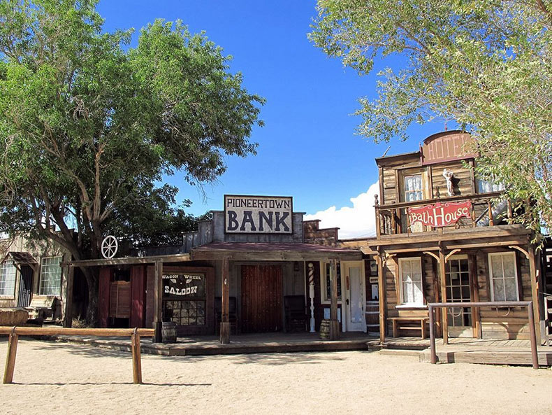 Pioneertown: de set del oeste a ciudad real | Estados Unidos