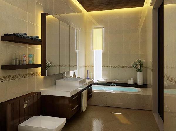 Diseño De Baños De Lujo