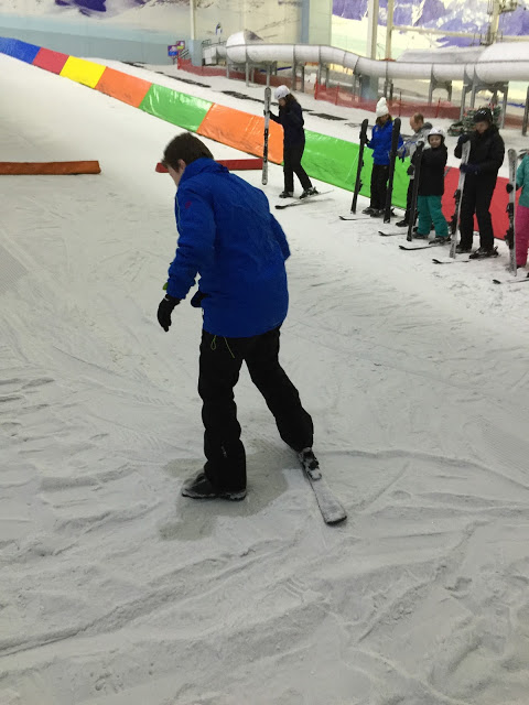 Chill Factore Skiing Taster Session