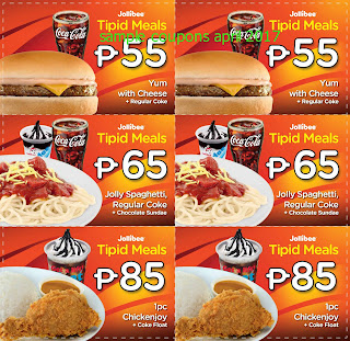 Jollibee coupons for april 2017
