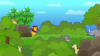 animasi dunia hewan episode 3