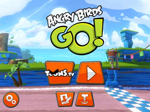 download angry birds go mod apk v1.0.6