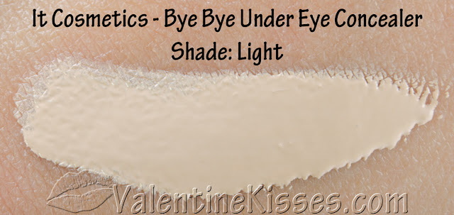 Valentine Kisses It Cosmetics Bye Bye Under Eye Concealer