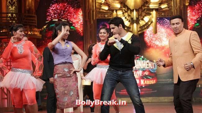 Ek Villain special integration episode on Entertainment Ke Liye Kuch Bhi Karega, Shraddha, Sidharth promote Ek Villain on Entertainment Ke Liye Kuch Bhi Karega