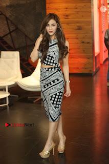 Telugu Actress Angela Krislinzki Latest Pos in Short Dress  0005.JPG