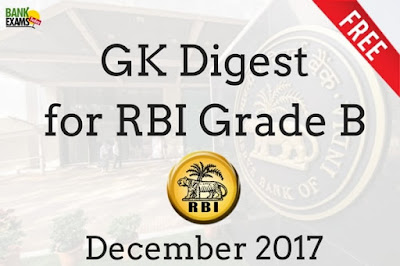RBI GARDE B GK DIGEST
