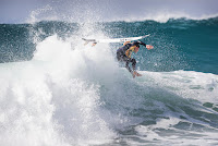 19 Jordy Smith Quiksilver Pro France foto WSL Laurent Masurel