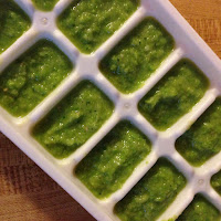 Make Your Own Baby food: Peas