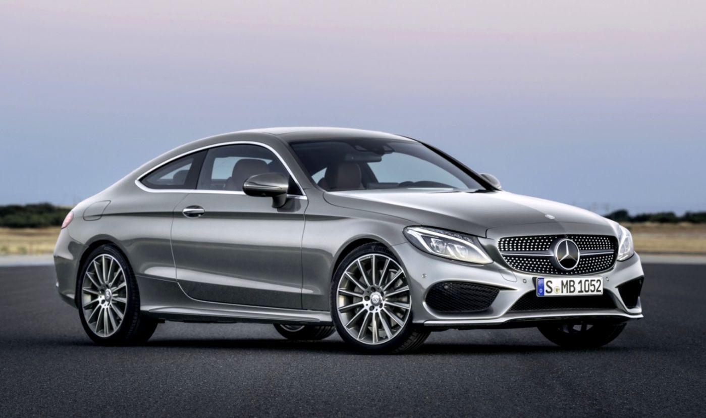 2016 MercedesBenz CClass Coupe revealed lighter larger Car