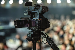 Corporate Video Production company at corproate event.