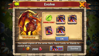 Castle Clash Age of Legends Mod Apk Full Base Attack
