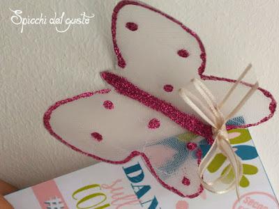 farfalla plastica