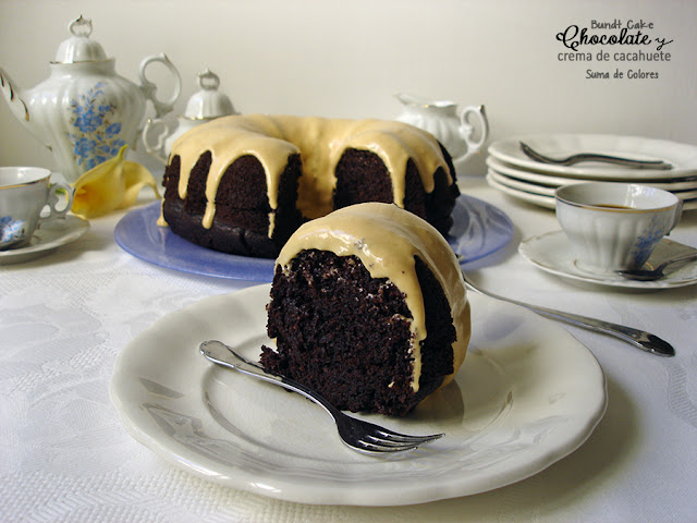 Bundt-cake-chocolate-cacahuete-4