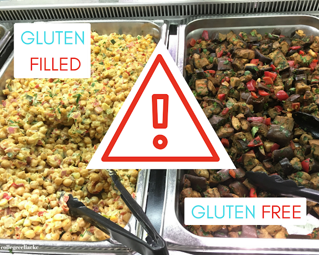 How a Celiac Safely Eats Gluten Free at the Whole Foods Hot Bar