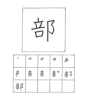 kanji bagian