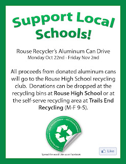 Rouse High School Rouse Recyclers Club