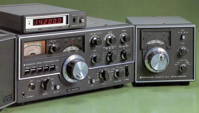 520SE Classic Transceiver